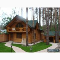 Продам дом Лесная Буча. Коттедж 100% готовности в лес