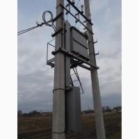 Комплектні трансформаторні підстанції КТПС 25-250/10(6)/0, 4 кВА