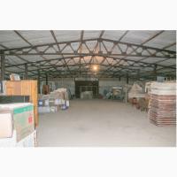 Сдается помещение под склад или производство