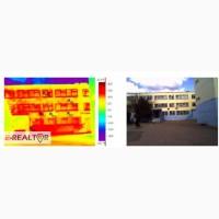 Энергоаудит (ТЕО) предприятий, зданий (термосанация), термография, тепловизионный контроль