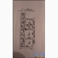 3-х комнатная квартира, ул. Пушкинская, (угол Успенской)