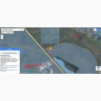 Продам земельный участок под строительство АЗС или придорожного комплекса