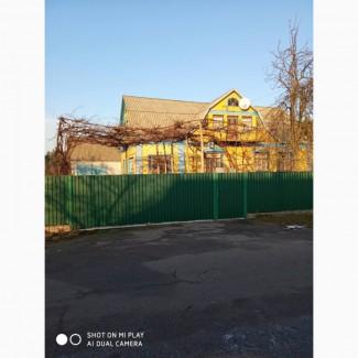 Продається цегляний будинок площею 100 кв.м; Київська обл