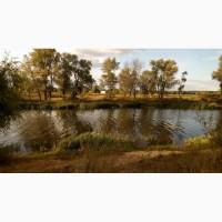 Участок на берегу канала Днепра