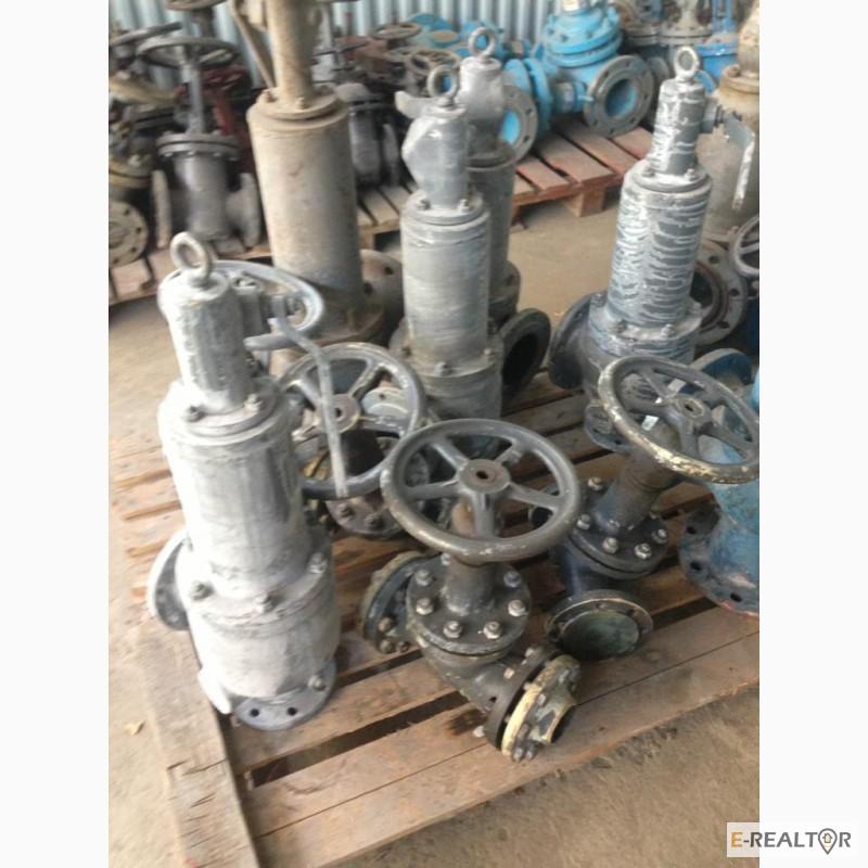 Клапан предохраниельный СППК4Р 17с21нж ду80 ру40 пружина №35 (8-20 кгс/см2)