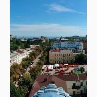 Здание с участком у моря под гостиницу в Одессе 1000 м, 18 соток, центр