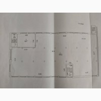 Продам помещение 1076м, 3/3, красная линия, высокий трафик, Центр