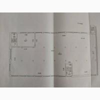 Продам помещение 6814м, красная линия, высокий трафик, 600кВт/ч, Центр