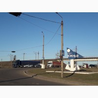 Продается участок под коммерческую деятельность на трассе у порта Южный