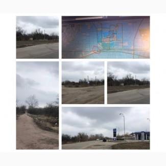 Продам земельный участок 10Га в Кровпивницком