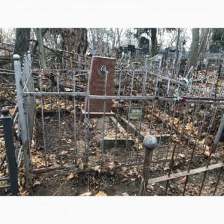 Продам двойное место на байковом кладбище