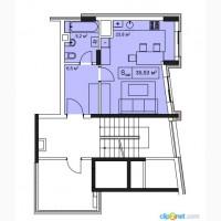 1-к комнатная квартира в Львове для молодой прогрессивной семьи