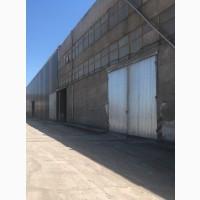 Одесса участок с Ж/Д 7.9 га, склады 3700 м, мостовые краны, свет 1700 кВт