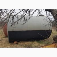 Емкость резервуар цистерна бочка металлическая 18 кубов Доставка