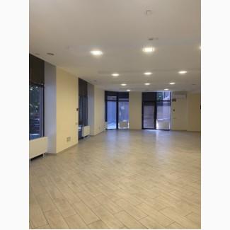 Ул Азарова/ Французский б-р Одесса аренда офиса 150 м планировка open space 1 этаж