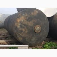 Емкость резервуар бочка цистерна металлическая 16 кубов Эмалированная Доставка
