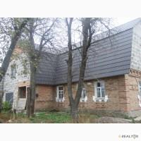 Продается кирпичный дом в с. Ясногородка ул. Полевая, общая площадь 100 кв. м