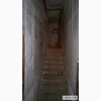 Подвальное помещение h 4.50. Фасад