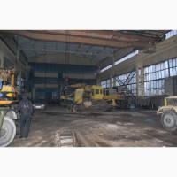 Продается производственно складская база 3861 м.кв Мариуполь