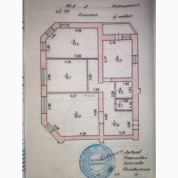 3 кв. (95м), 4эт. ремонт, кладовая, Боярка, 67000 у.е