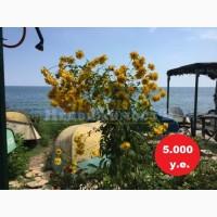 Продам участок 1 сот Черноморка / Люстдорф, 1 линия от моря