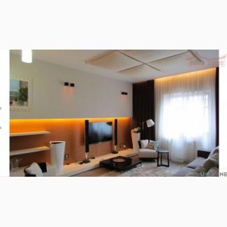 2-х уровневая квартира в новом доме на ул. Канатная