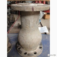 Клапан из нержавеющей стали типа 19нж11бк, Ду 50 Ру40 Клапан 25нж90нж НО или НЗ