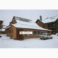11 Поляниця Двоповерховий деревяний будинок на 12 осіб, 6 кімнат