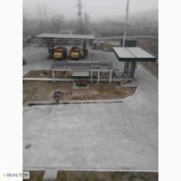 Строительство нефтебаз и резервуарных парков с небольшим количеством операций по отпуску