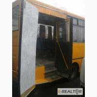 Переобладнання автобусів для інвалідів на конкурс