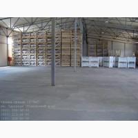 Аренда складских помещений В