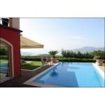 Элитная недвижимость в Италии на море, вилла в Лигурии