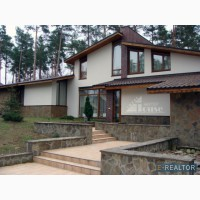 Продам дом в лесу Романков
