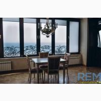 4-комн квартира в пер. Дунаева- вид на море