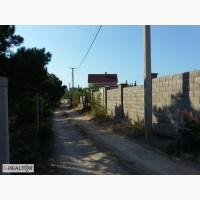 Продам земельный участок 8, 3 сот. с недостроем на Фиоленте в СТ Бастион