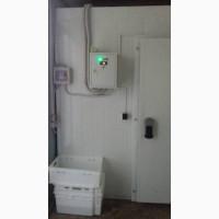 Промышленная холодильная установка (низкотемпературная морозильная камера