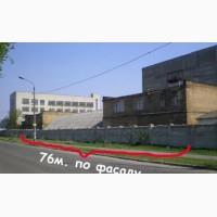 Торгово-складская база, СТО возле Дарынка. Ул. Красноткацка, Киев
