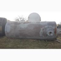 ЖД Емкость резервуар цистерна бочка металлическая 27 кубов ( стенка 6 мм ) Доставка