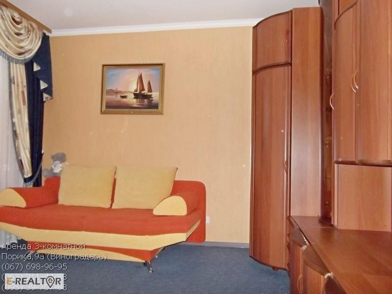 Фото 4. Аренда уютной 3-комнатной, Виноградарь