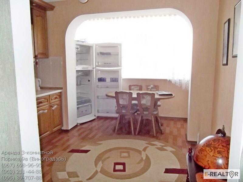 Фото 5. Аренда уютной 3-комнатной, Виноградарь