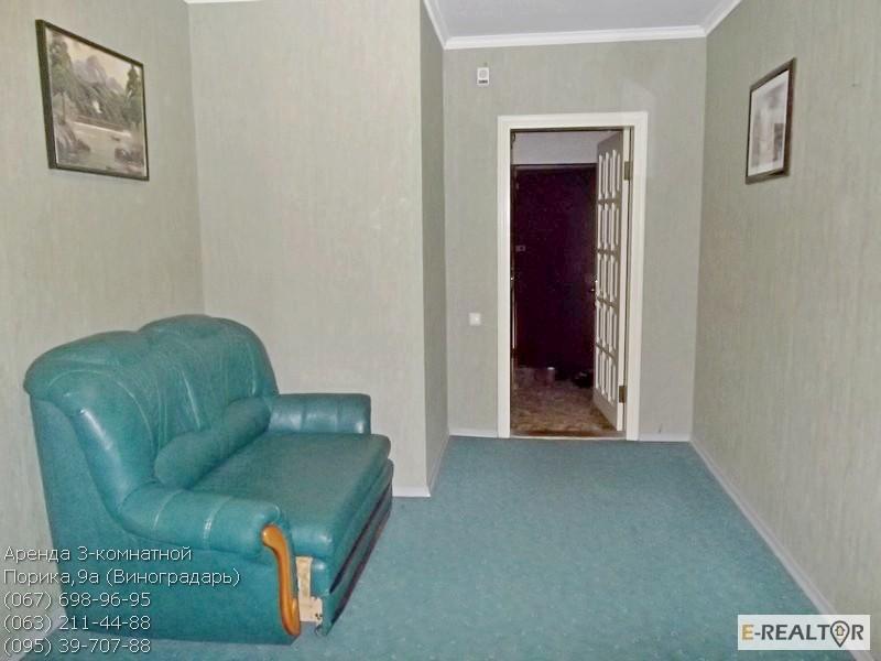 Фото 9. Аренда уютной 3-комнатной, Виноградарь