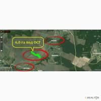 Участок 10 га в Фастовском районе Киевской области