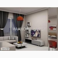 Идеальный вариант квартир для отдыха и сдачи в аренду в центре Махмутлара, Турция