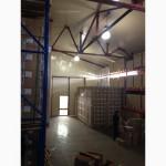 Строительство складских помещений Строительство складов и ангаров с 1994 года