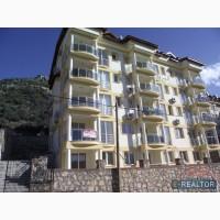 Турция Квартира с видом на город и море в Фетхие