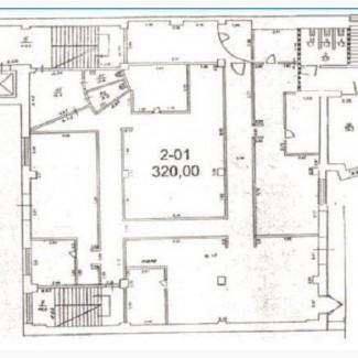 Аренда помещения 320 м2 в современном ОЦ, Мироносицкая 15