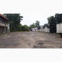Сдам ангар под склад, производство, СТО - Левый берег