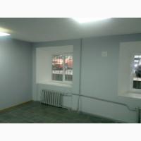 Офис в цоколе S 140 м2, кабинетная система