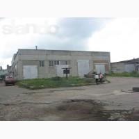 Сдам в аренду складские помещения пл.100 + 148.10 м2 + 1000(350) в Краматорске