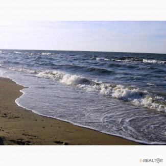 Участок с коммуник. на Азовском море (возле Бердянска)